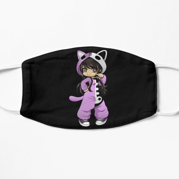 Aphmau Gaming Flat Mask
