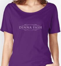 Dinna Fash Women's Relaxed Fit T-Shirt