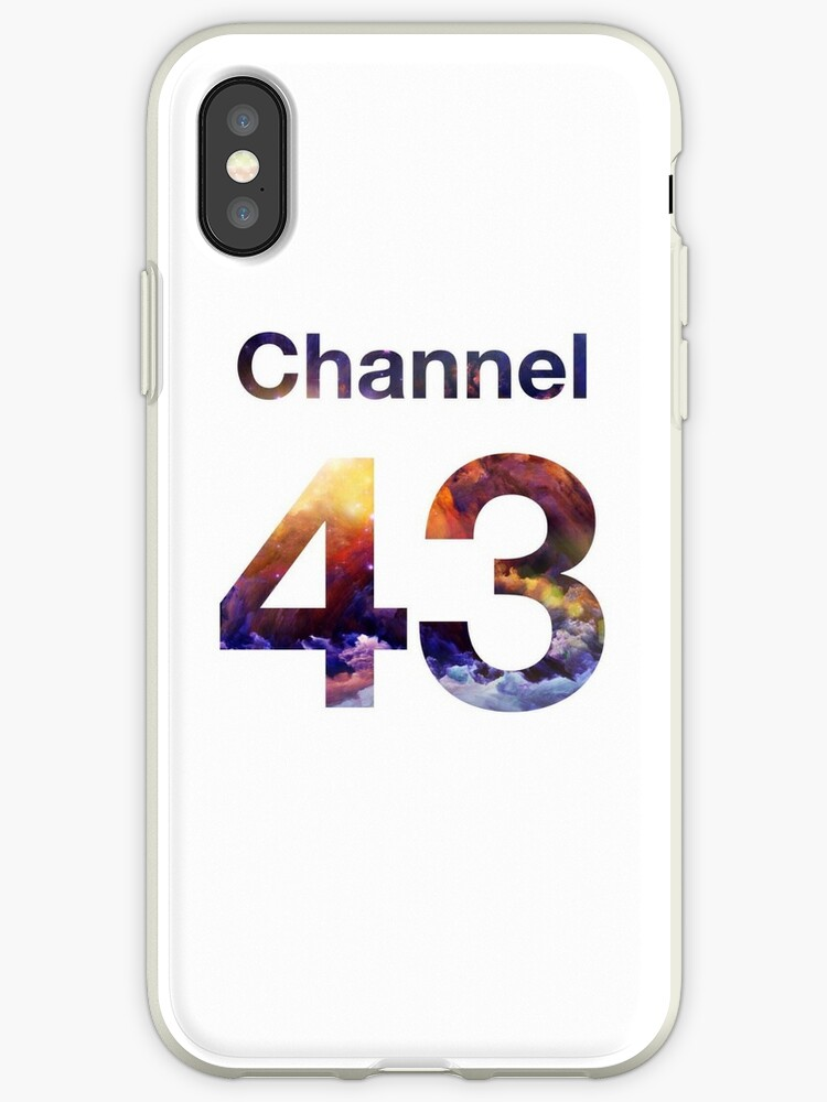 Channel 43 - King Galaxy (White) by pesomusic