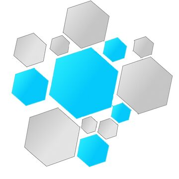 Hexagons by Taelss