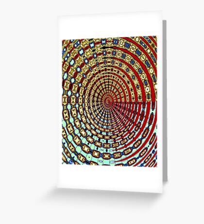 Infinity Greeting Card