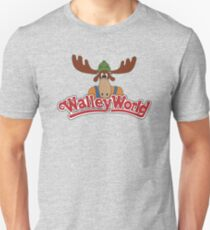 National Lampoon's - Walley World Logo HD Unisex T-Shirt