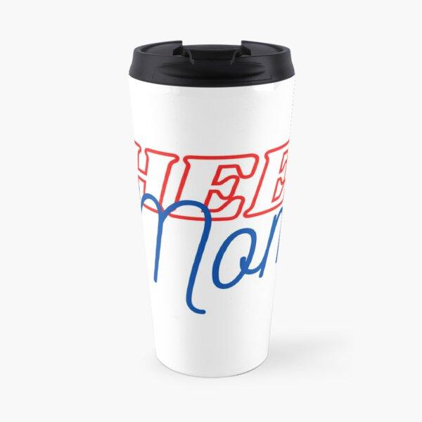 Charger Cheer Mom #CheerLife Travel Mug