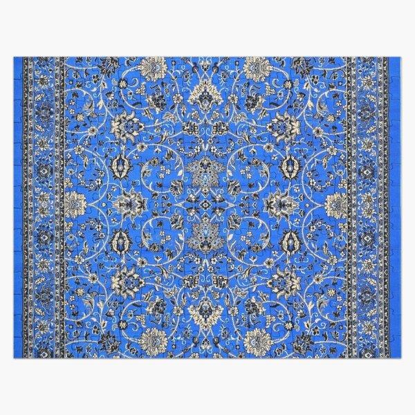 Kashan Design Rug Jigsaw Puzzle