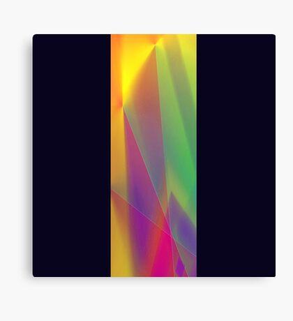 Bold Vertical Canvas Print