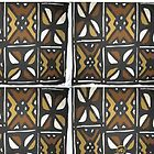 Brown African-Inspired Pattern by maroondawta