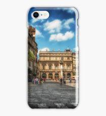 Piazza Delle Erbe iPhone Case/Skin