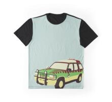 Jurassic Park Ford Graphic T-Shirt