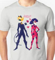 Miraculous Ladybug Ladynoir T-Shirt