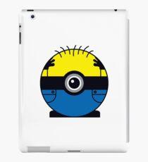 Minion Pokemon Ball Mash-up iPad Case/Skin