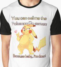 PoGO Servers Graphic T-Shirt