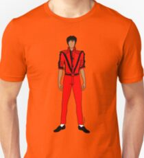 Thriller Red Jackson T-Shirt