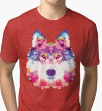 Wolfie Tri-blend T-Shirt