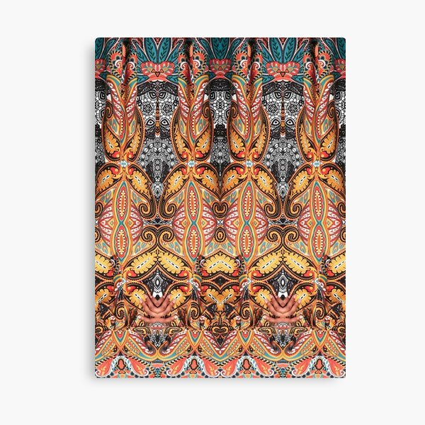 Hip, modish, astonishing, amazing, surprising, wonderful, remarkable, extraordinary Canvas Print