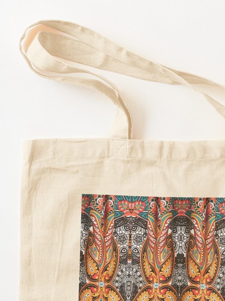 Alternate view of Hip, modish, astonishing, amazing, surprising, wonderful, remarkable, extraordinary Tote Bag