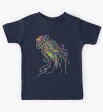 Electric Jellyfish Kids Tee
