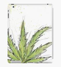 Cannabis iPad Case/Skin