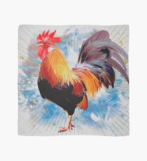 Morning Rooster Scarf
