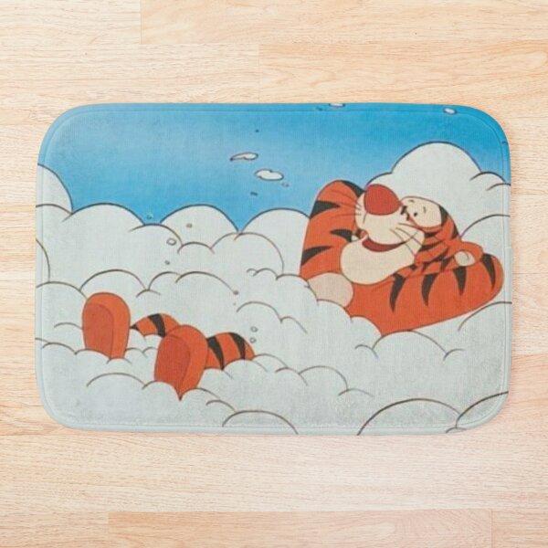 Head in the Clouds Bath Mat