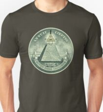 Bill Cipher Illuminati T-Shirt