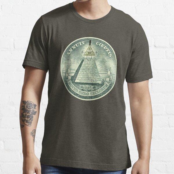 Bill Cipher Illuminati Essential T-Shirt