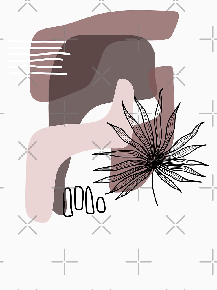 Floral Abstract von brainbubbles