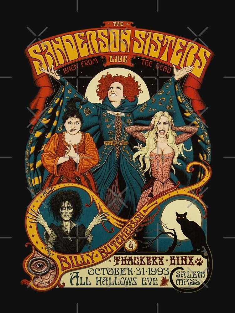 Sanderson Sisters Halloween by nawwas