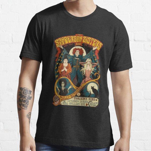 Sœurs Sanderson Halloween T-shirt essentiel