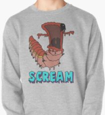 Simpsons Screamapillar (colour) Pullover