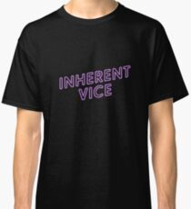 inherent vice Classic T-Shirt
