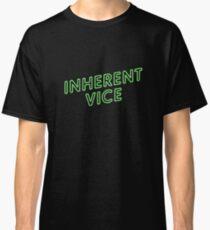 inherent vice Classic T-Shirt