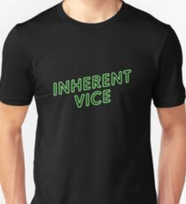 inherent vice Unisex T-Shirt