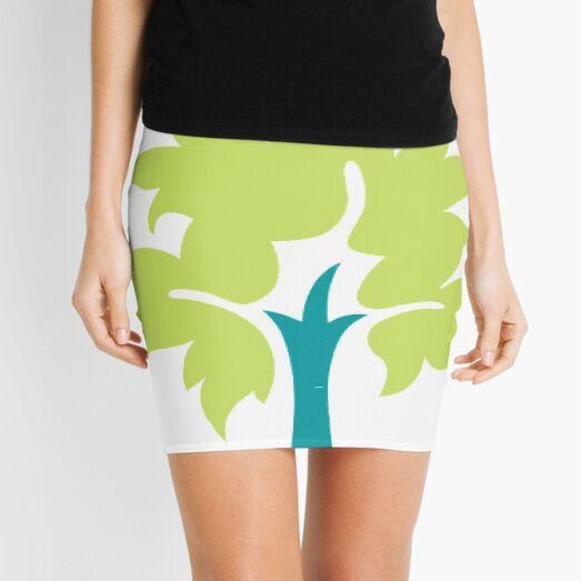 A beautiful tree  Mini Skirt