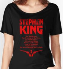 The Dark Tower Series Women's Relaxed Fit T-Shirt