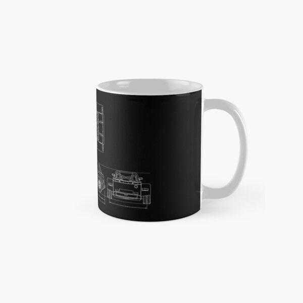 Caterham Seven Blueprint Classic Mug