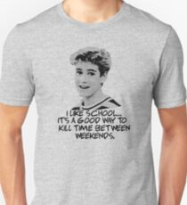I Like School Unisex T-Shirt