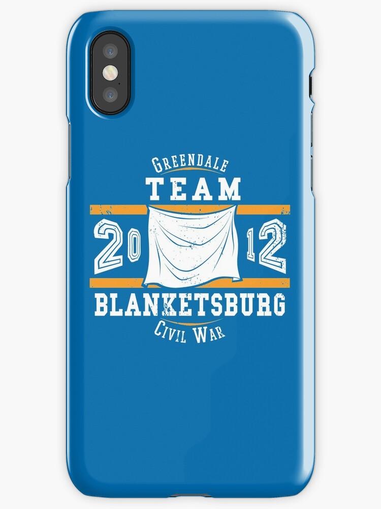 Team Blanketsburg by icecoldtea