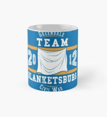 Team Blanketsburg Mug
