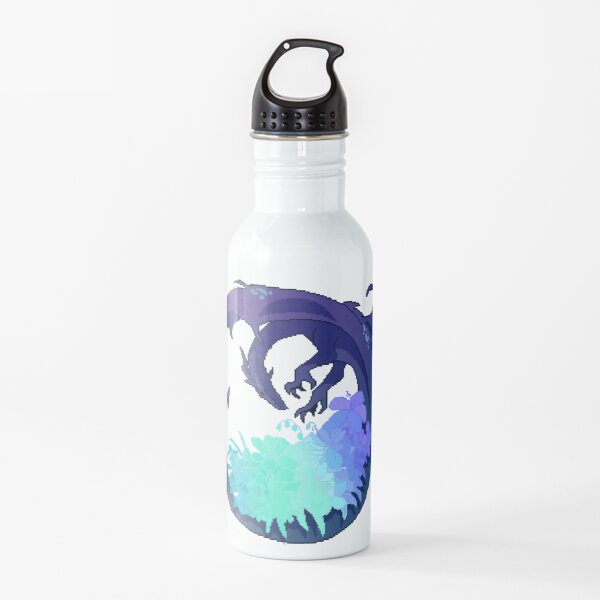 Neptunic Flag LGBT Pride Dragon (Requested) Water Bottle