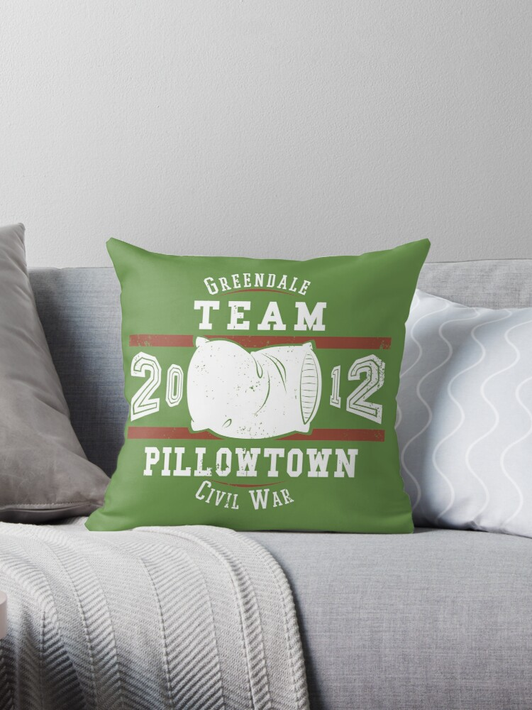 Team Pillowtown by icecoldtea