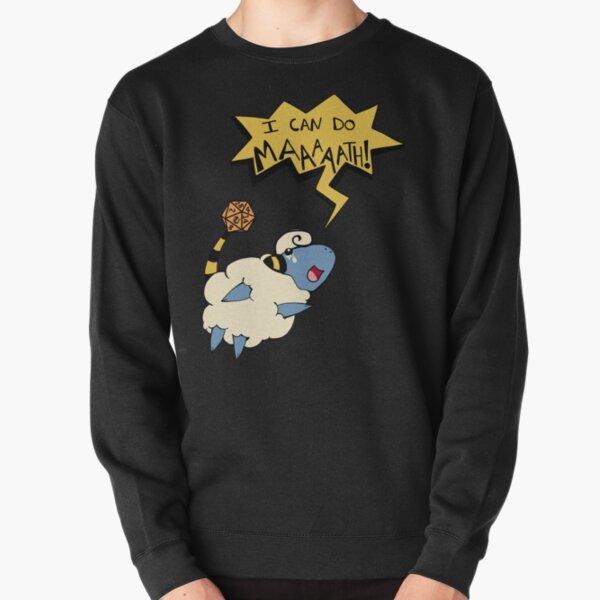 Mareep Math Pullover Sweatshirt