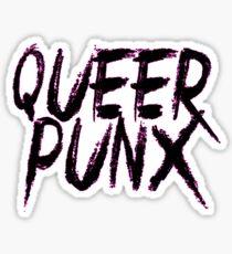 QUEER PUNX Sticker