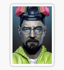 Walter White Sticker