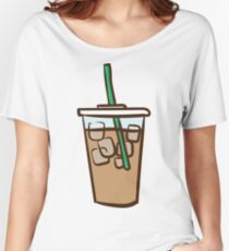 Iced Coffee 1 Women's Relaxed Fit T-Shirt