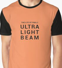 Kanye West: The Life of Pablo - Ultra Light Beam Graphic T-Shirt