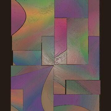 Abstract Five Twenty Five by CricketNoel