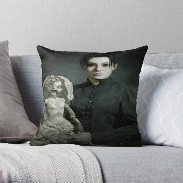 House Beneviento with Angie 1 Throw Pillow