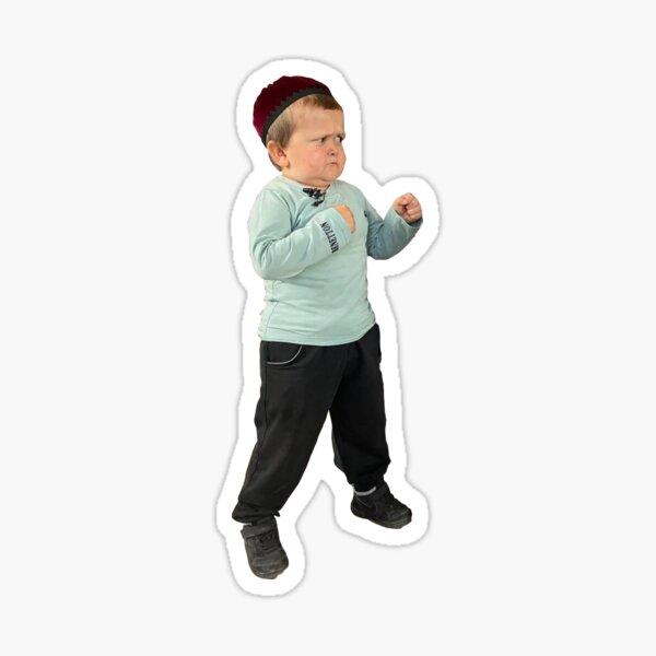 Hasbulla Magomedov Mini Khabib Meme Sticker