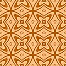 Retro 70's Pattern Two - 5 of 5 - (please see notes) by Ra12