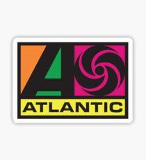 Atlantic Records Sticker